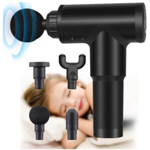 ANK Fascial Gun Massager Multi purpose Portable Body Facial Massagers